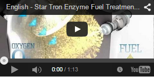 Star Tron Enzyme Fuel Treatment - Classic Gas Formula Display