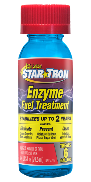 Star Tron Enzyme Fuel Treatment - Small Engine Formula 1 oz