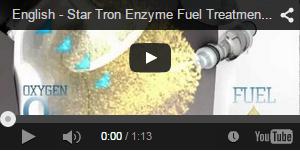 Star Tron SEF Countertop Display