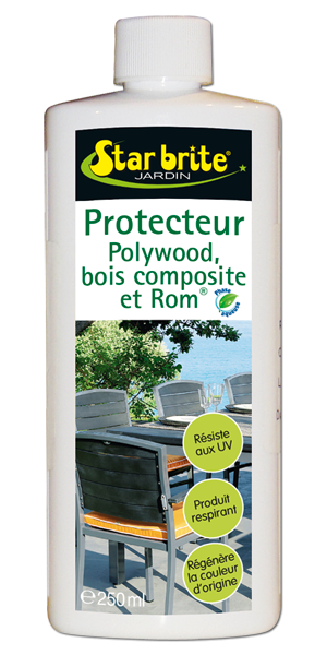 Polywood, Wood Composite and Rom® Protector 250ml