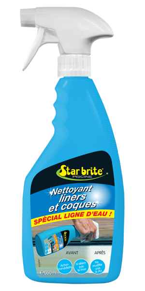 Swimming Pool Waterline and Shell Cleaner 650 ml