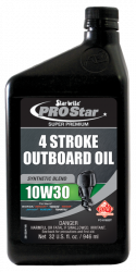 Super Premium Synthetic Blend 4 Stroke Oil 10W 30