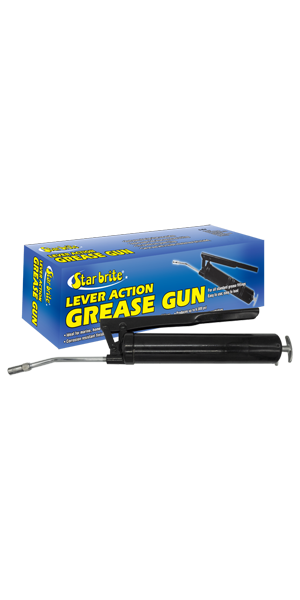 Std Duty Lever Grease Gun For 14 Oz. Cartridge