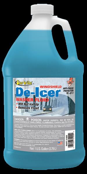 De-Icer Washer Fluid