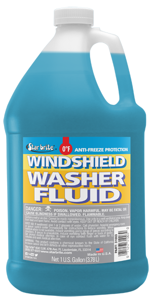 Windshield Washer Fluid (0