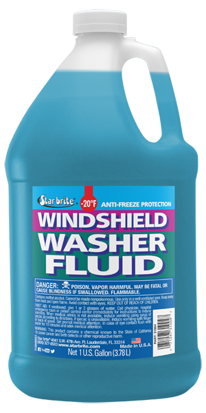 Windshield Washer Fluid (-20