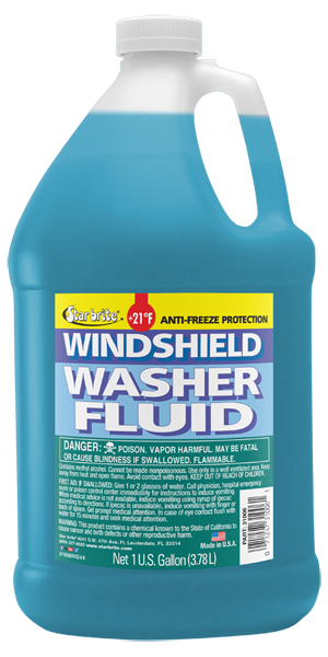 Windshield Washer Fluid (+21)