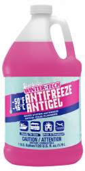 Winter Tech -50ºF Marine & RV Water System Antifreeze