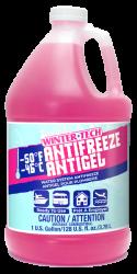 Winter Tech -50ºF Marine & RV Water System Antifreeze
