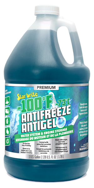 -100 Non-Toxic Premium Anti-Freeze - PG