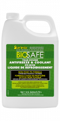 BIO-SAFE Non-Toxic PG All Year Anti-Freeze / Coolant - Full Strength