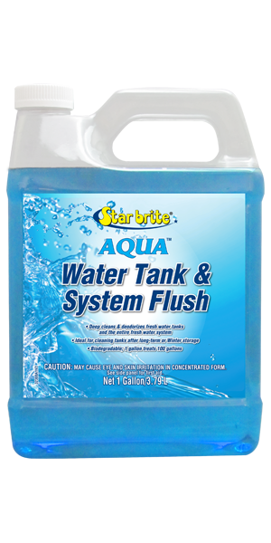 Aqua Clean Water Tank Flush
