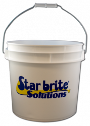 All Purpose Boat Bucket (3.5 Gallon Capacity)