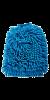 Microfiber Reggae Wash Mitt