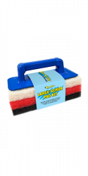 Large Scrub Pad Kit
