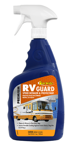 RV Guard Speed Detailer Spray