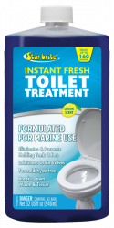 Instant Fresh Toilet Treatment Lemon Scent