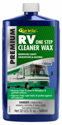 Premium RV One Step Cleaner Wax