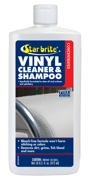 Concentrated Vinyl Cleaner & Shampoo