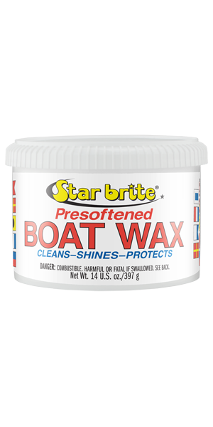 Presoftened Paste Wax