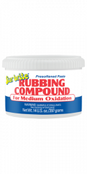 Paste Rubbing Compound Medium