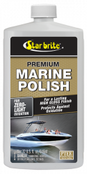 Premium Marine Polish with PTEF