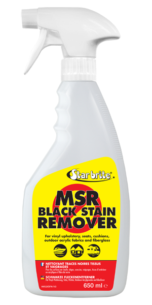 MSR Black Stain Remover