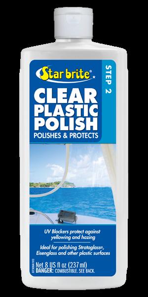 Plastic Polish Restorer - Step 2