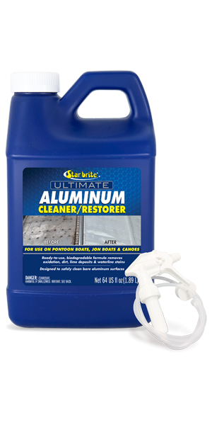 Ultimate Aluminum Cleaner / Restorer