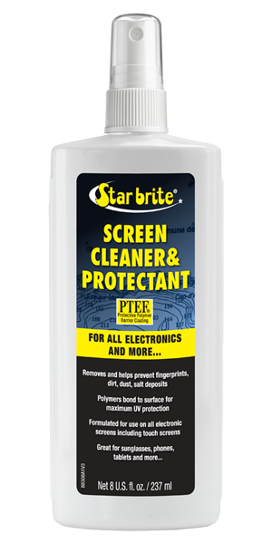 Screen Cleaner & Protectant With PTEF