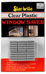 Clear Plastic Window Savers