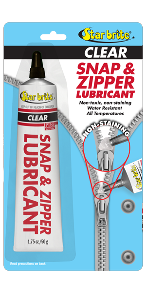 Snap & Zipper Lubricant