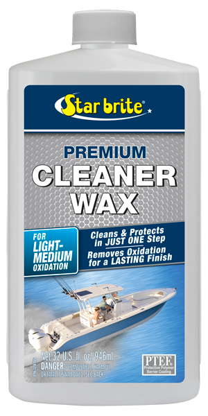 Premium Cleaner Wax with PTEF