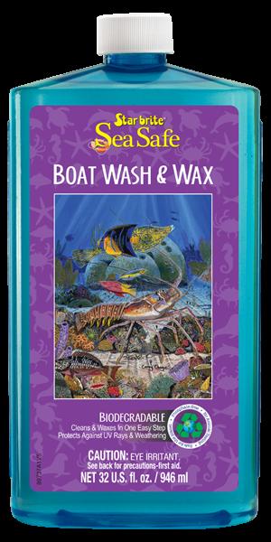 Sea Safe Wash/Wax