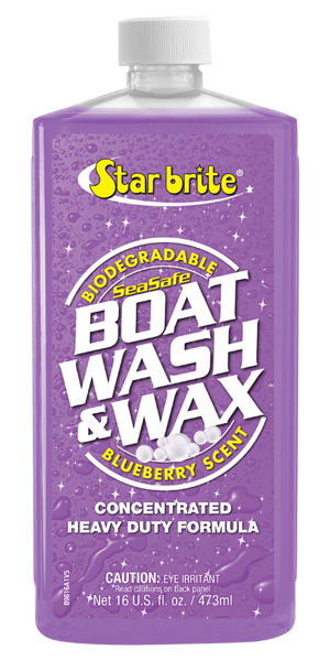 Boat Wash & Wax