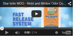 NosGUARD SG Mildew Odor Control Bags  -
