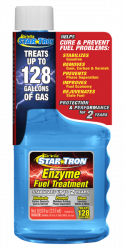 Star Tron Enzyme Fuel Treatment - Concentrated Gas Formula