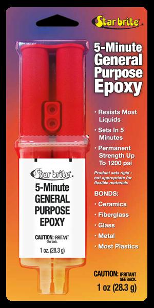 Epoxy Syringe