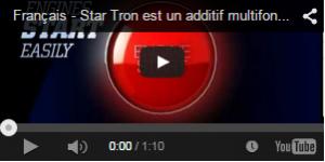Star Tron Mini-Countertop Display - Marine