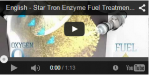 Star Tron Countertop Display - Gas Only