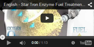 Star Tron Countertop Display - Diesel Only