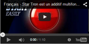 Small Star Tron Display - Gas Only