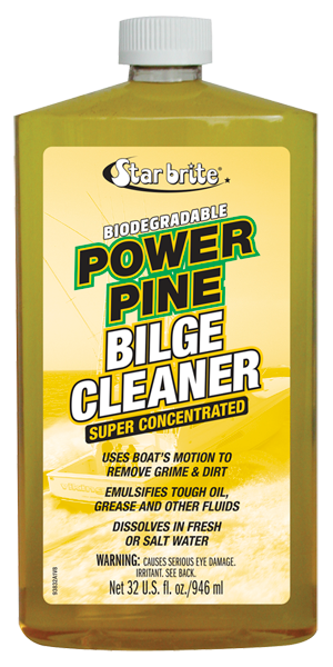 Power Pine Bilge Cleaner