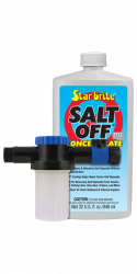 Salt Off Concentrate Kit with Applicator
