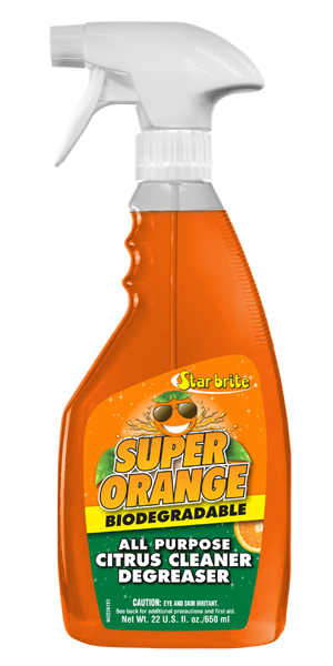 Super Orange All Purpose Citrus Cleaner Degreaser