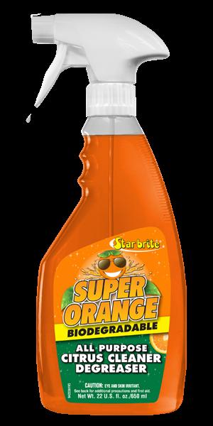 Super Orange All Purpose Citrus Cleaner Degreaser