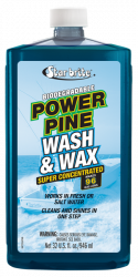 Power Pine Wash & Wax