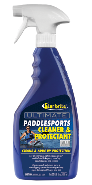 Ultimate Paddlesports Cleaner & Protectant With PTEF