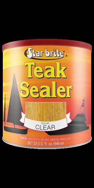 Teak Sealer - Clear