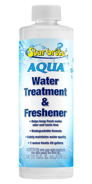 Aqua Water Treatment & Freshener